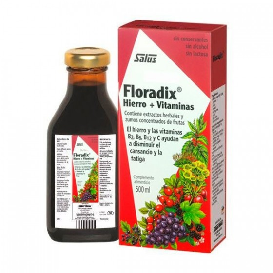 FLORADIX 500ML SALUS